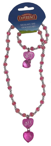 Turkey Hill Necklace and Bracelet Set