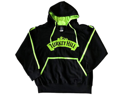 Turkey Hill Neon Logo Sweatshirt