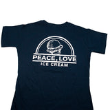 Turkey Hill Peace, Love, Ice Cream T-Shirt
