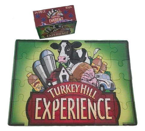 Turkey Hill Kids Puzzle
