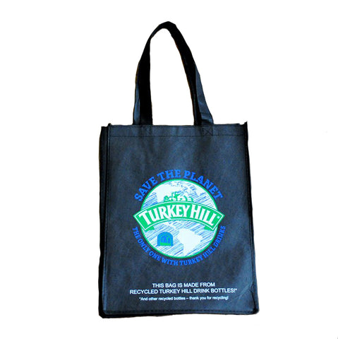Turkey Hill Recycled Reusable Bag