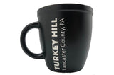 Turkey Hill THD deep sketch cow mug
