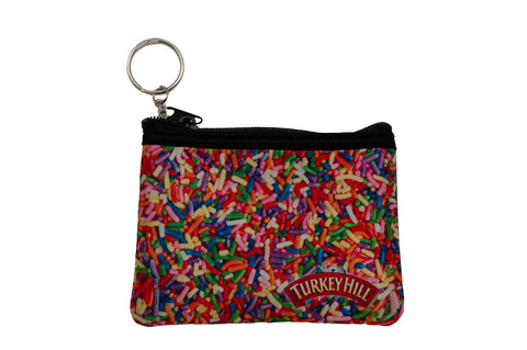 Turkey Hill Sprinkles Change Purse
