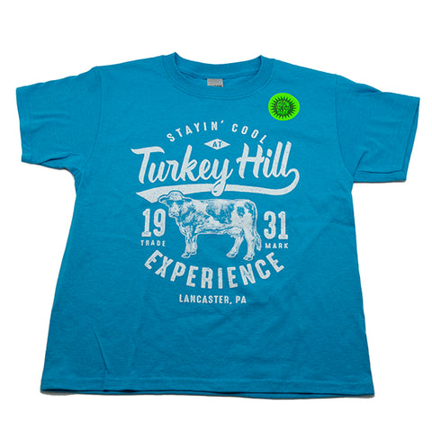 Turkey Hill Experience Stayin' Cool Glow in the Dark Shirt