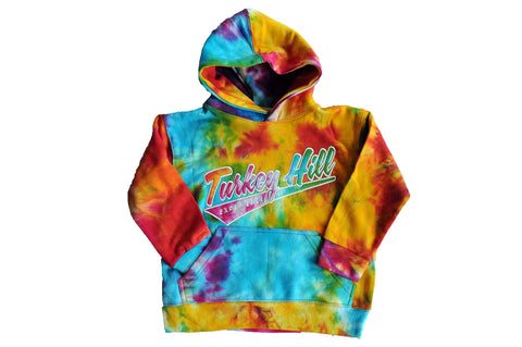 Youth Turkey Hill Tie Dye Sweatshirt