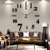 3D DIY Giant Wall Clock