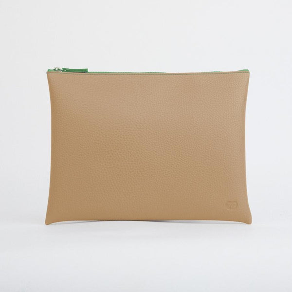 Tawny Large Pouch