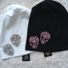 Glam Color Skull Beanies REMIX