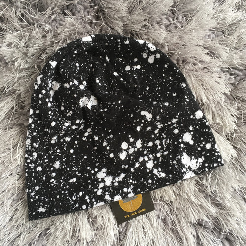 Paint Splatter Toddler & Child Beanie