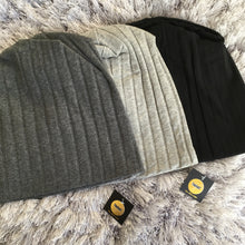 Wide Ribbed Beanie