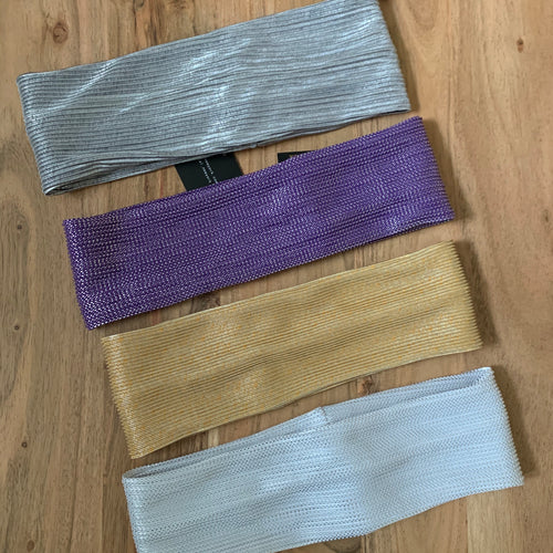 Accordion metallic Bands