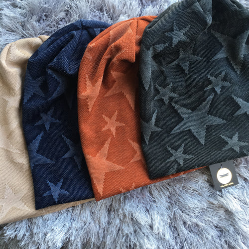 All Star Sweater Beanie