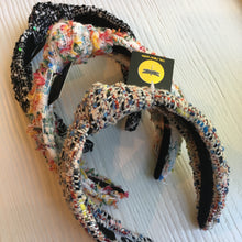 Frumee Hard Headband - Multi Rainbow