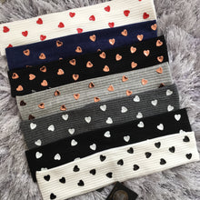 Skinny Heart Stud Band *NEW COLORS*