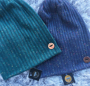 Multi Speckled Beanie