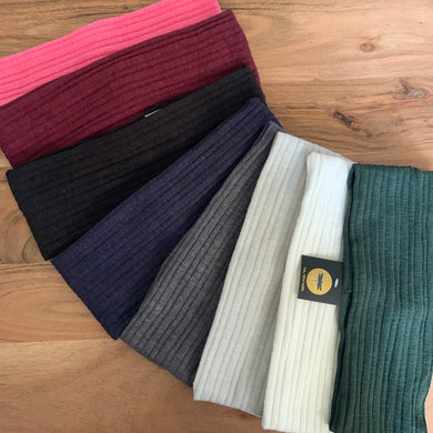 Ribbed Sweater Bands (Standard/Wide)