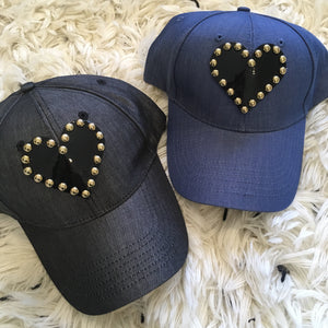 Capsule Heart DENIM Cap