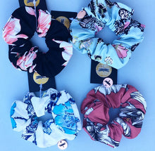 The Couture Floral Scrunchie by Frumee