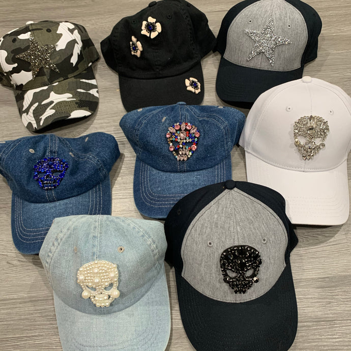 Sale Caps - Assorted