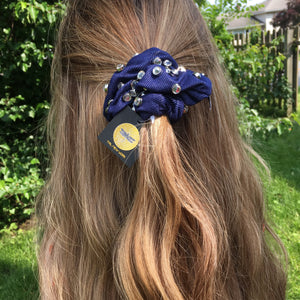 Embellished Scrunchies