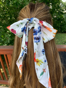 The Skinny Scarf - A Bouquet of Styles