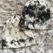 Baby & Child Tie Dye Ribbed Beanie