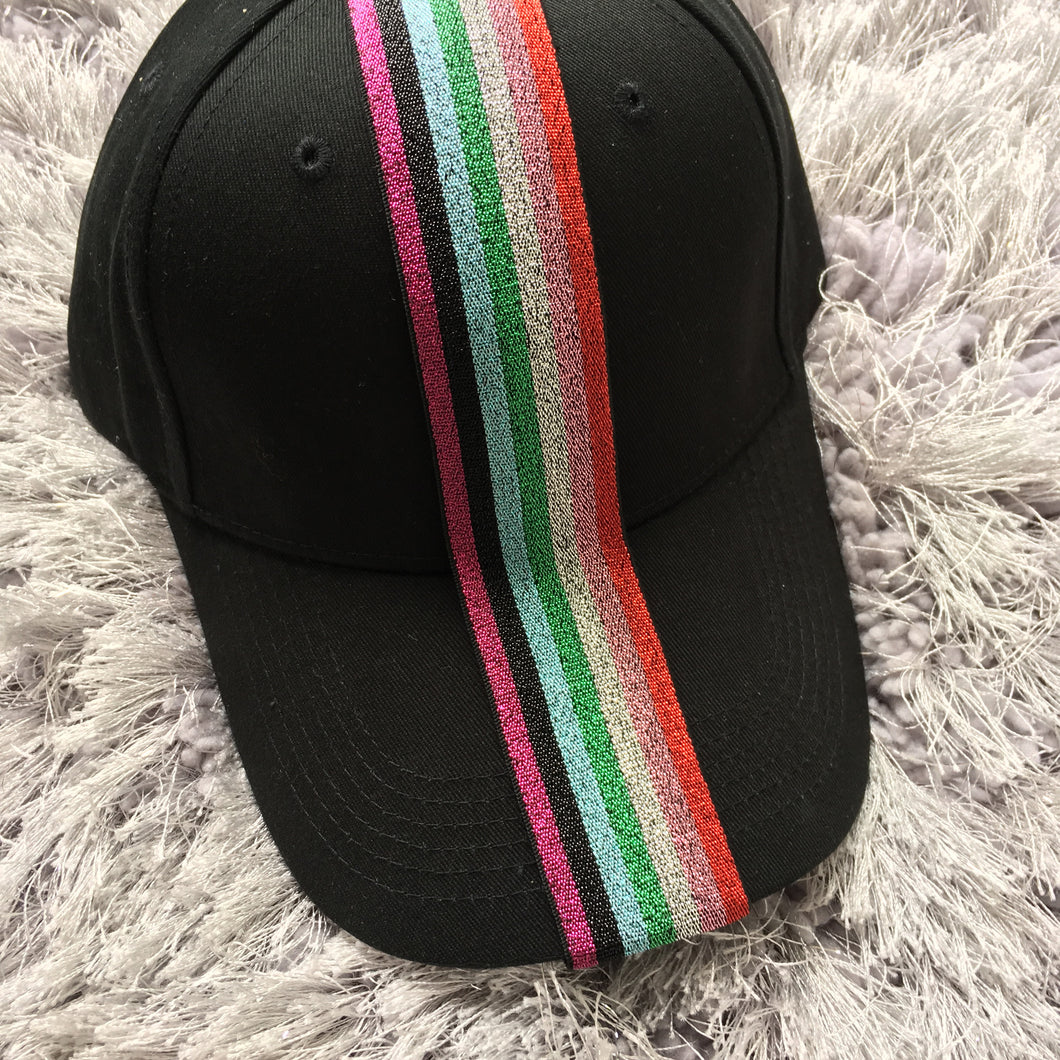 Candy Stripe Cap