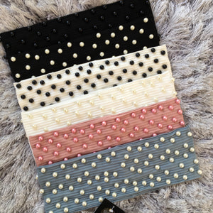 Full Pearl Flat Bands (Standard/Wide)