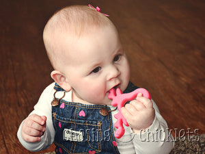 Silicone Teethers for the Win!
