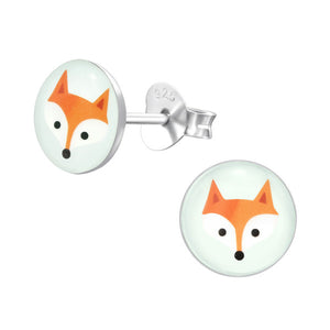 Fiona Fox Earrings