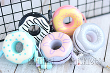 Vanilla Bean - Donut Ear Buds