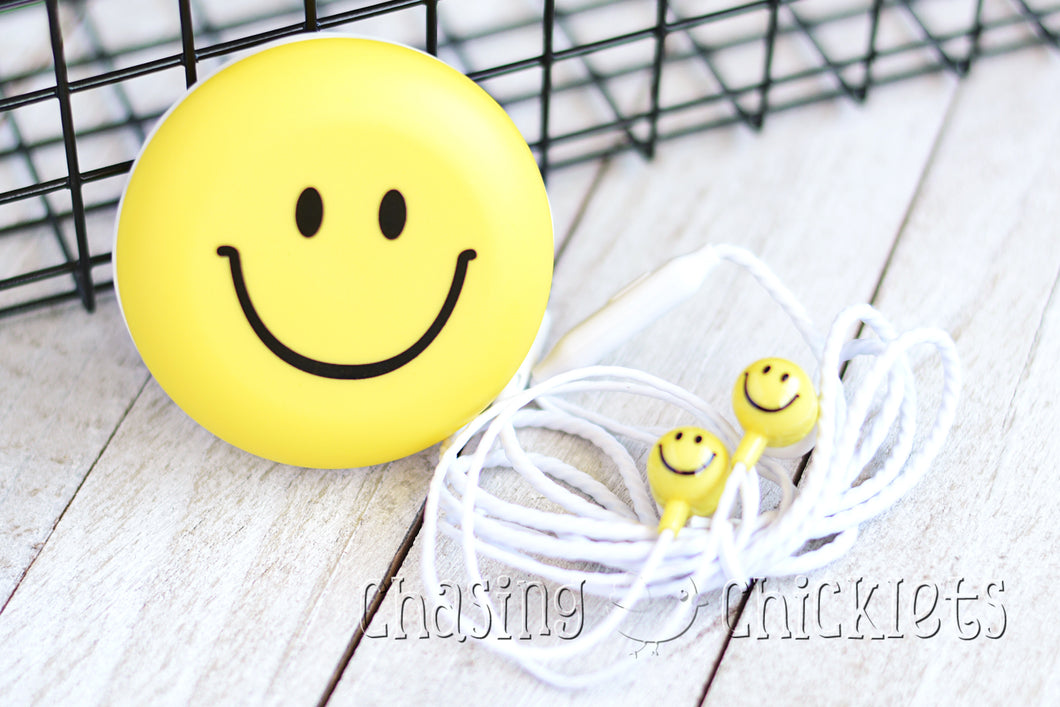 Smiley Guy Ear Buds