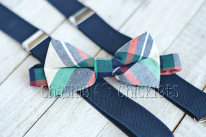 Poppin' Plaid Bow Ties - Smooth Moves