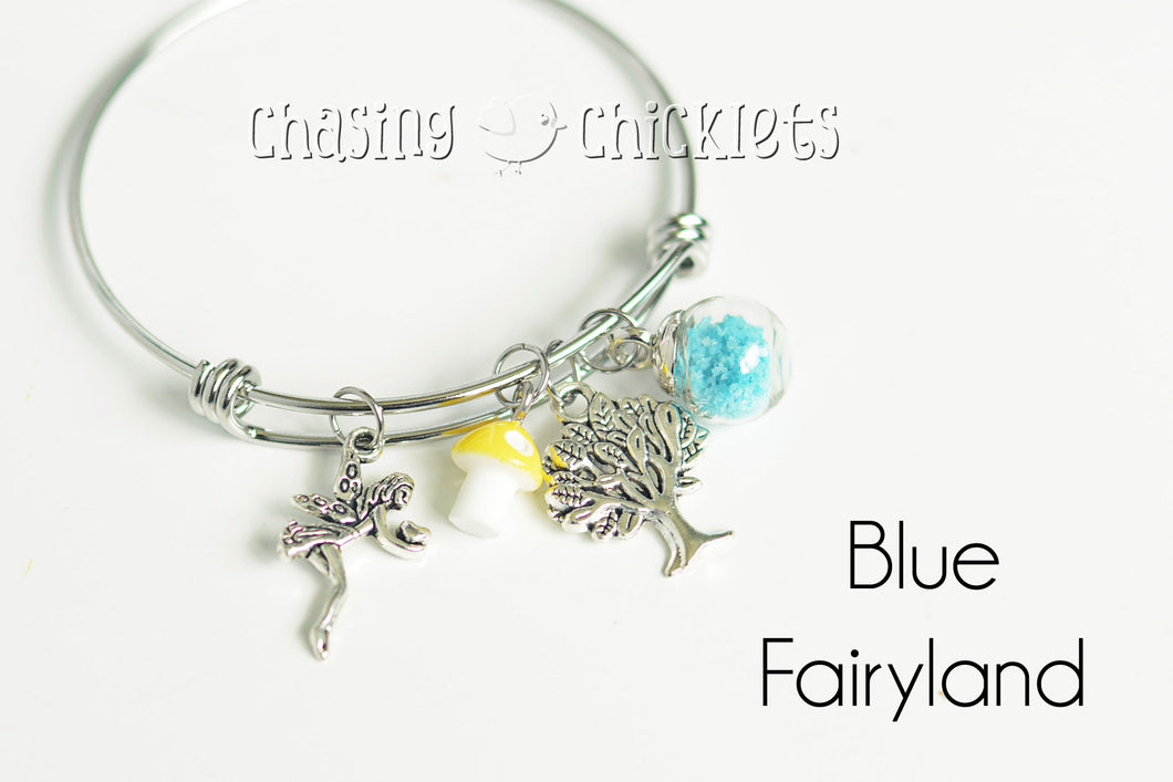 Fairyland Charm Bangle