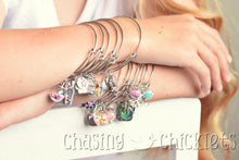 Believe Charm Bangle