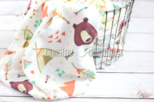 Adventure Time Muslin Swaddle