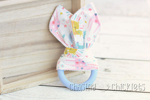 Safari Girl Teether