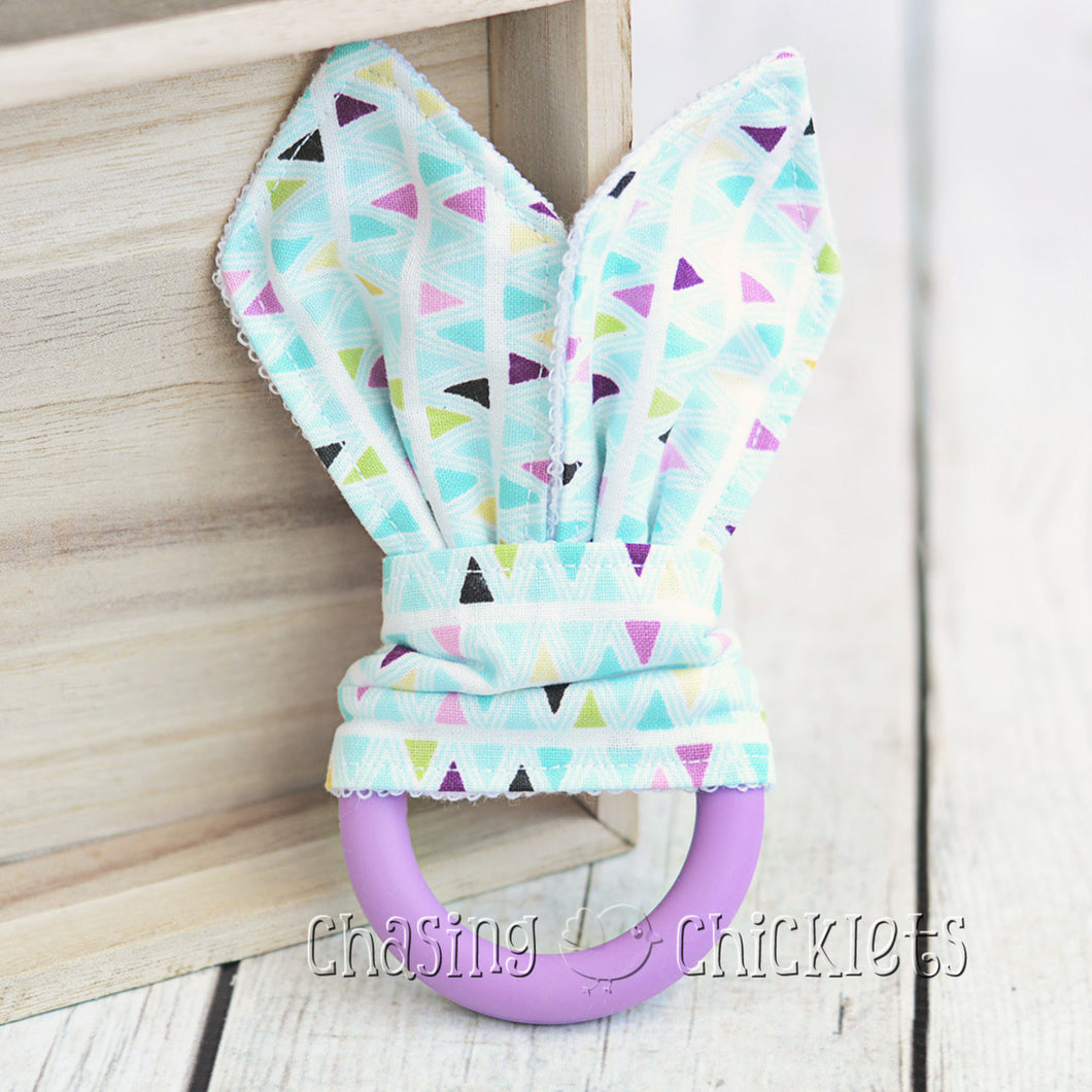Triangles Teether
