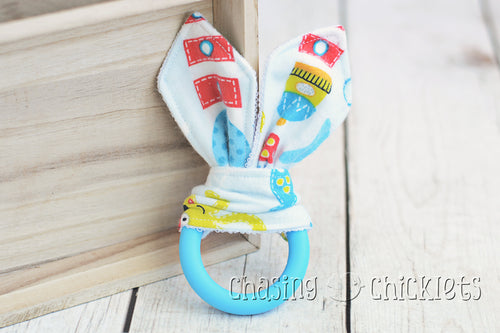 Sea Life Teether