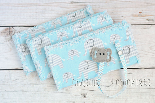 Pattern Play Elephants Baby Gift Set