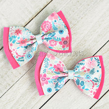 Flower Pop Hair Bow