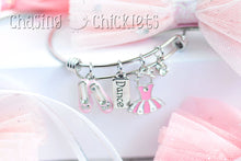 Just Dance Charm Bangle