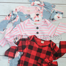 Snuggly Baby Gowns