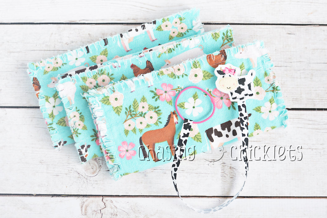 Farm Friends Baby Gift Set