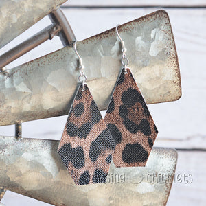 Geometric Earrings