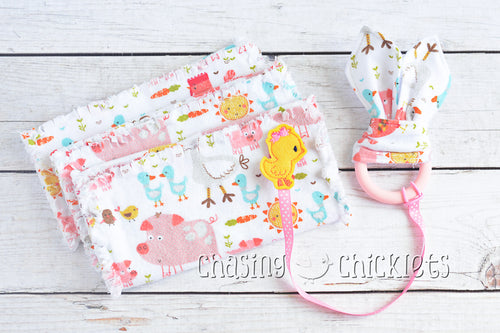 Farm Chicks Baby Items