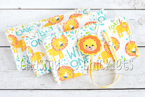 Little Lion Baby Gift Set
