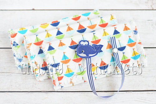 Sail Away Baby Gift Set