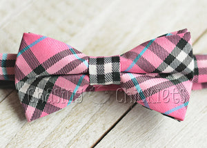 Easy Peasy Plaid Bow Ties