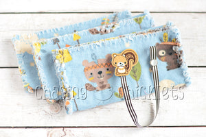 Indian Critter Baby Gift Set